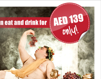 Thursday Night Feast Promotion - Citymax Hotel, Dubai