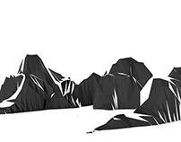 Black & White Peaks