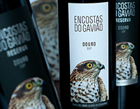 Encostas do Gavião (wine label)
