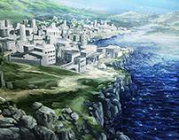 City Among Water