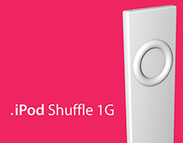 Ipod Shuffle Evolution