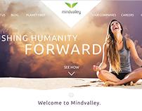 Mindvalley Landing Page