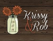 Krissy & Rob's Wedding