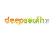 Deep South Fit Logo Concepts