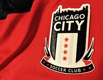 Chicago City Soccer Club Logo
