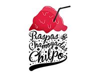 Raspas & Chamoyadas Chilpo // Logotype