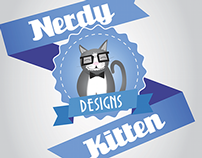 Branding | Nerdy Kitten Designs