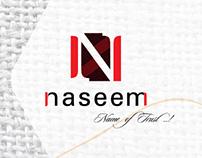 Naseem Fabrics :: Brochure