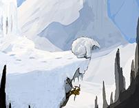 Yeti Encounter