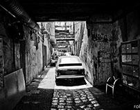 Marseille - B&W