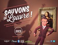 Saving Le Louvre !