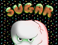 Sugar Junkie by Squibble Design
