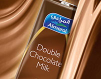 Al Marai - Double Chocolate Milk