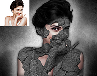 Photo Manipulation (Deepika Padukone)