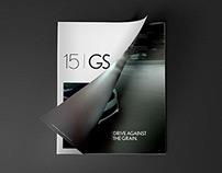 2015 Lexus GS Lookbook