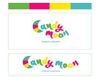Candy Moon - kids' underwear brand development
