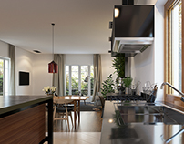 Home Design - 3DsMax & Corona Render