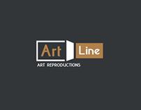 Art-Line branding design
