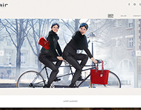 Website  de agence Air paris