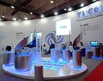 TECO   QingDao Taiwan Trade Fair 2012