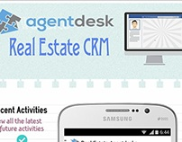 Mobile Real Estate Agents CRM