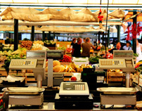 The Market (I). Venice