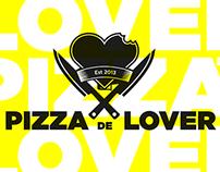 PIZZA.DE LOVER // Branding // Botschafter-Toolkit