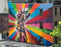 Urban Graffiti // NY