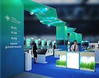 Global E-Government Forum 2014. Exhibition