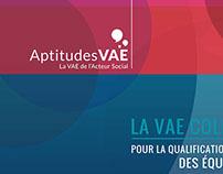 ''' APTITUDES VAE ''' Logo & Présentation '''