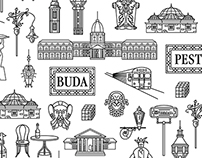 Imagine Budapest Merchandising