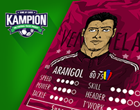 Arango / Kampion Card Game