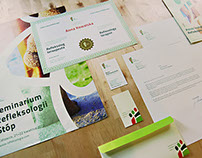 Polish Institute of Reflexology //Visual Identity