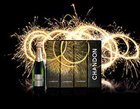 Chandon - Diwali Special packaging shoot