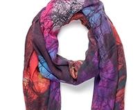 Rorschach scarves