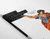 Capa de livro - Ética Linguagem Ensino