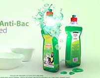 Dishwash Liquid 750ml