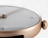 Wristwatch I The Chester Watch I studio dreimann I 2014