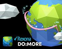 Rexona game app