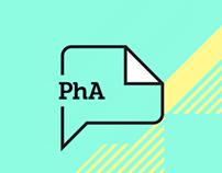 PharmAdvisor Branding & iPad UI