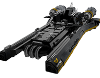 BatHover - a Batmobile Redesign