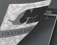 Menu for Grey Goose Cocktail Bar