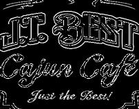 J.T. Best Logo Design