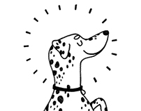 Dog Logo Commission //