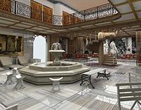 Authentic Turkish Hammam Design