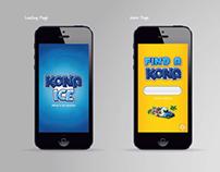 Find a Kona Mobile App