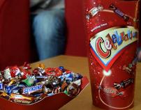 Packaging Innovation; Mars Celebrations.