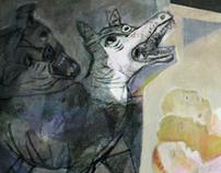 MY painting 2011