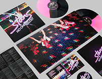 "Stars ""No One Is Lost' Album and Merch Design"