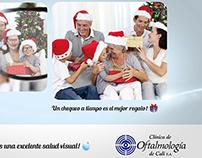 Campaña clínica navidad